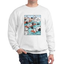 Dalmatians Weight Training Sweatshirt