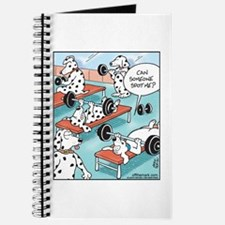 Dalmatians Weight Training Journal