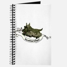 Spectacular Scottish Terrier Journal