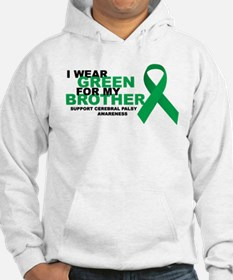 CP: Green For Brother Hoodie