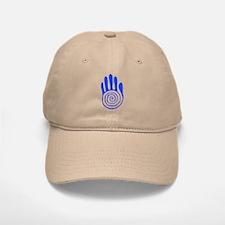 Sacred Hand in Blue - Baseball Baseball Cap