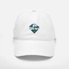 Crater Lake - Oregon Baseball Baseball Cap
