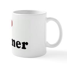 I Love my gamer Mug