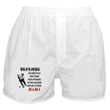 DEFENSE Boxer Shorts