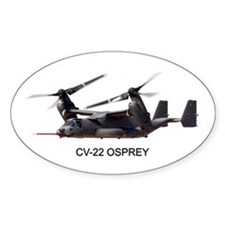 CV-22 OSPREY Oval Decal