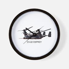 CV-22 OSPREY Wall Clock