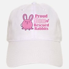 Rescued Rabbits Mom Baseball Baseball Cap