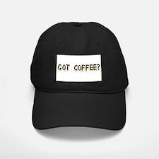 Caffeinated! Baseball Hat