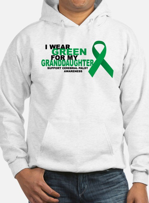 CP: Green For Granddaughter Hoodie