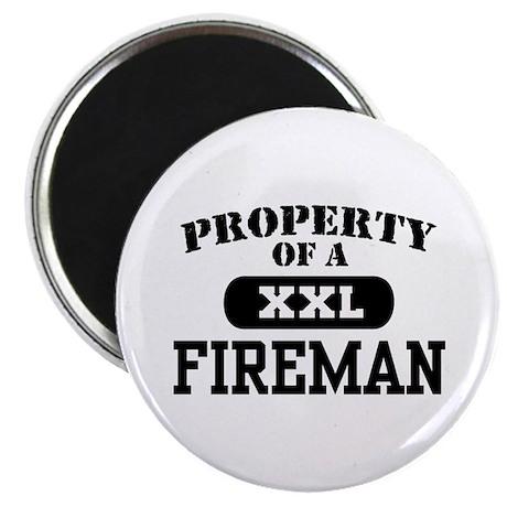 Property of a Fireman Magnet