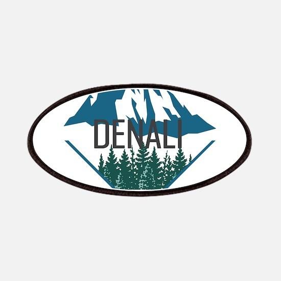 Denali - Alaska Patch