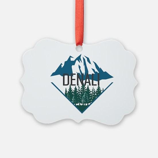 Denali - Alaska Ornament