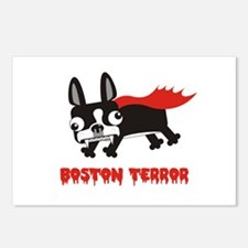 Boston Terror postcards (pk of 8)