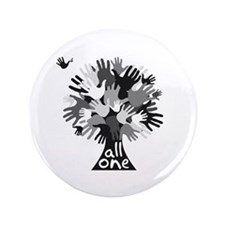 Racial Harmony fundraiser button (100 pack)