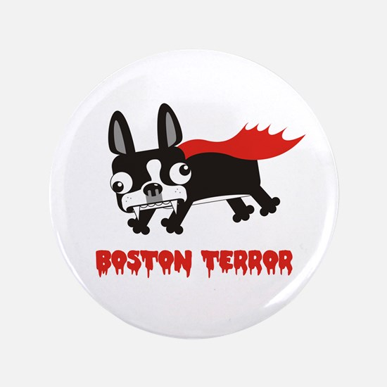 "Boston Terror 3.5"" button"