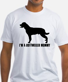 i'm a rottweiler mommy T-Shirt