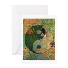 Chi Greeting Card
