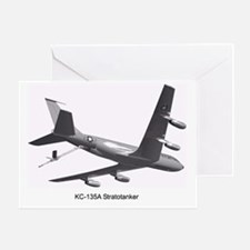 KC-135 Stratotanker Greeting Card