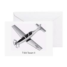 T-6A Texan II Greeting Card