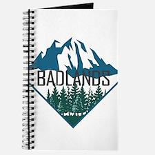 Badlands - South Dakota Journal