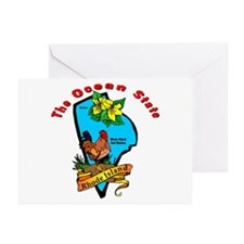 """Rhode Island Pride"" Greeting Cards (Pk of 20)"