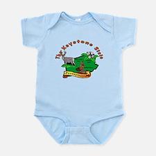 """Pennsylvania Pride"" Infant Bodysuit"