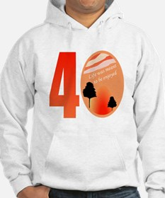 40th Birthday Gift Idea Hoodie