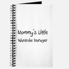 Mommy's Little Wardrobe Manager Journal