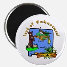 """""""New Mexico Pride"""" 2.25"""" Magnet (10 pack)"""