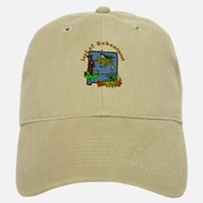 """New Mexico Pride"" Baseball Baseball Cap"