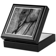 Up Close Keepsake Box