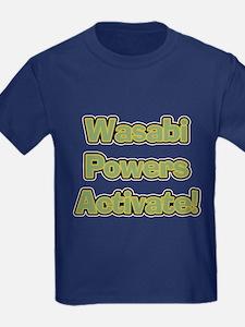 Wasabi Powers T