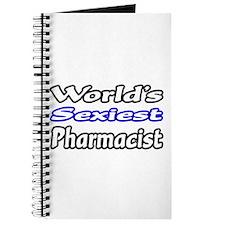"""World's Sexiest Pharmacist"" Journal"