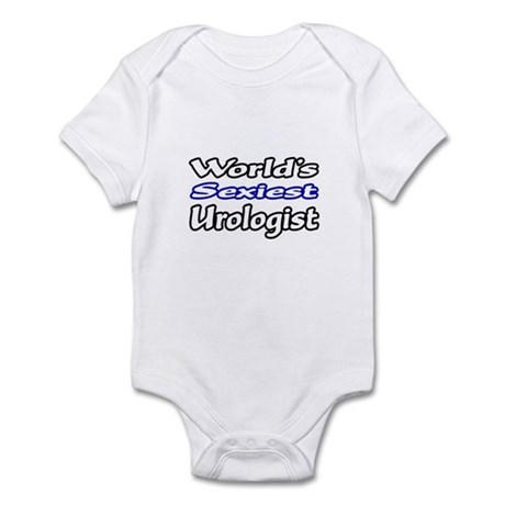 """World's Sexiest Urologist"" Infant Bodysuit"