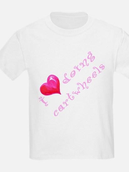 cartwheels T-Shirt