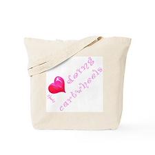 cartwheels Tote Bag