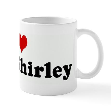 I Love Aunt Shirley Mug