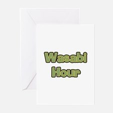 Wasabi Hour Greeting Cards (Pk of 10)
