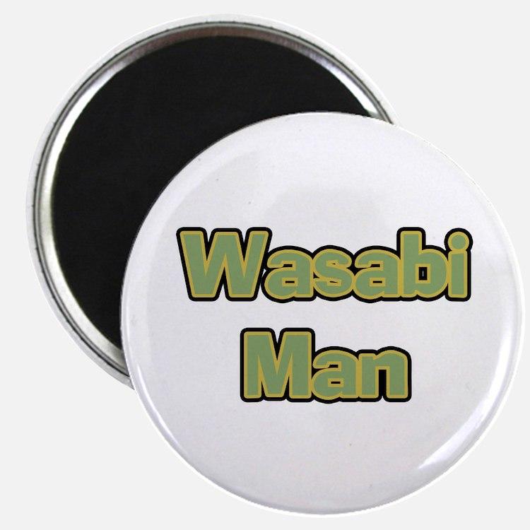 Wasabi Man Magnet