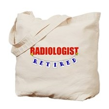 Retired Radiologist Tote Bag