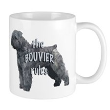 bouvier rules Mug