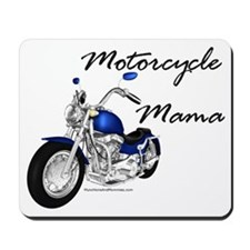 Motorcycle Mama Mousepad
