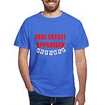 Retired Real Estate Appraiser Dark T-Shirt