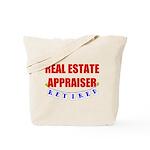 Retired Real Estate Appraiser Tote Bag