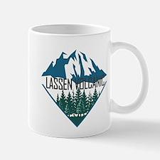 Lassen Volcanic - California Mugs
