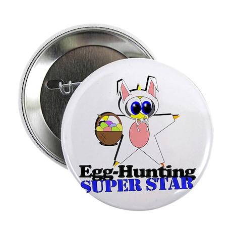 "Easter Super Star 2.25"" Button"