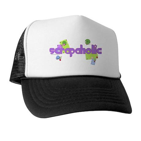 Scrapaholic Trucker Hat