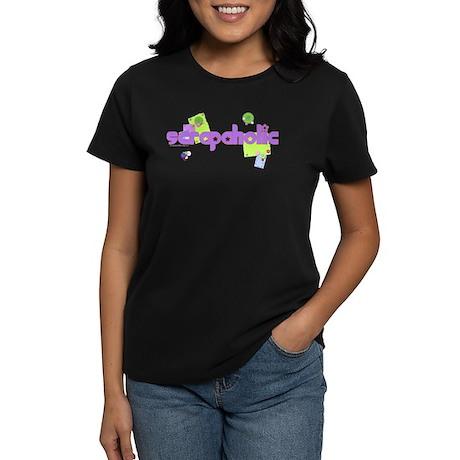 Scrapaholic Women's Dark T-Shirt