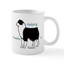 aussie logo Mugs