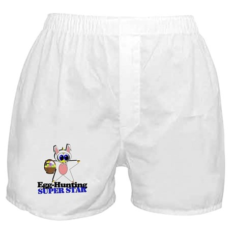 Easter Egg Hunt Boxer Shorts